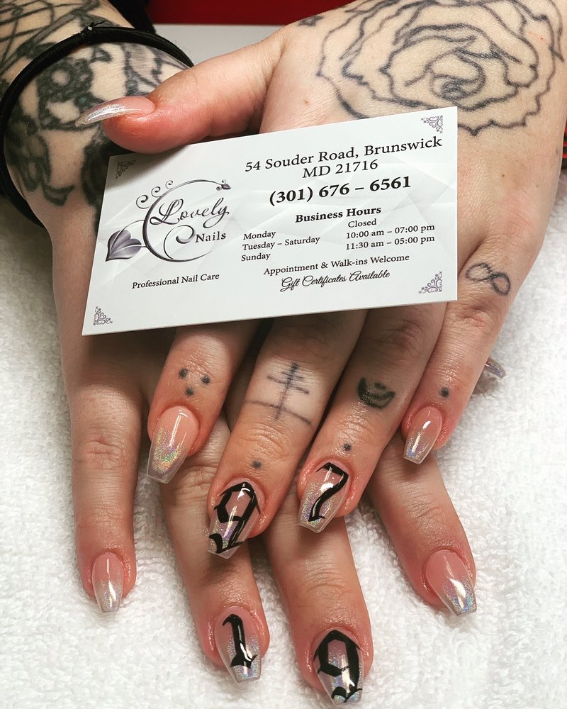Lovely Nails: 2248 Valley Ave, Winchester, VA