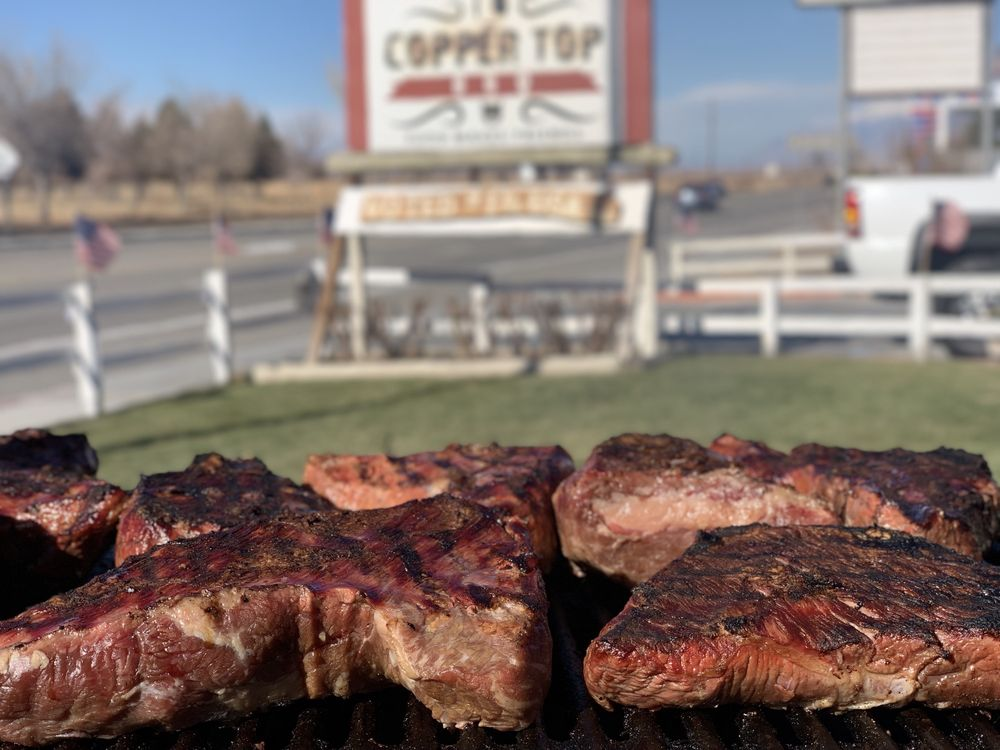 Copper Top BBQ: 442 N Main St, Big Pine, CA