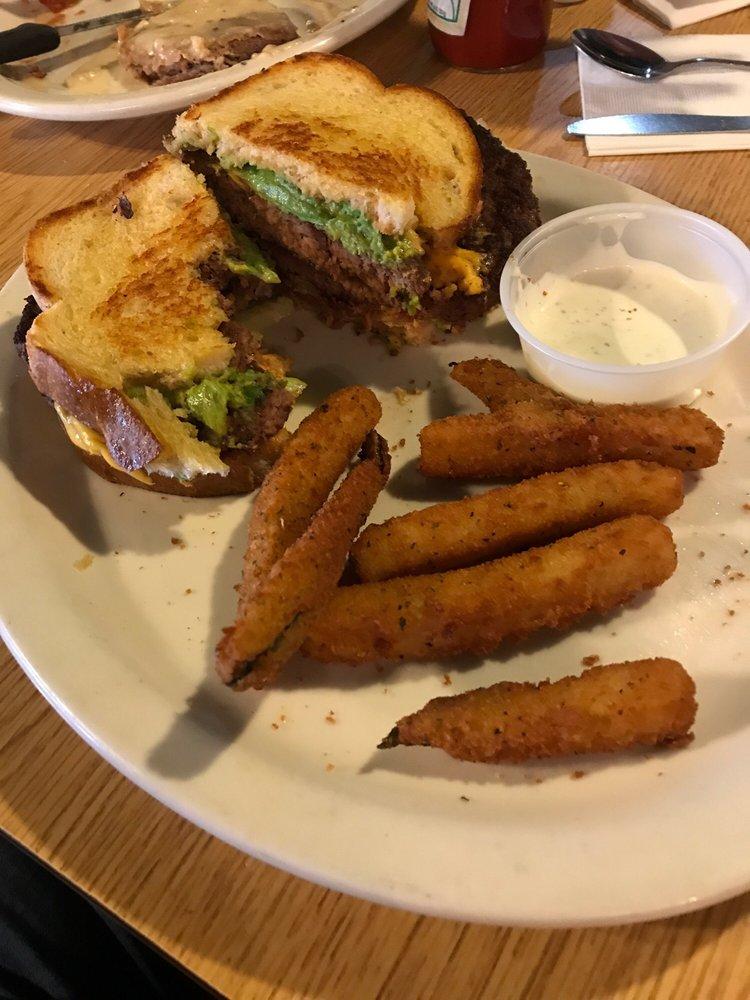Molly's Cafe: 350 N D St, San Bernardino, CA