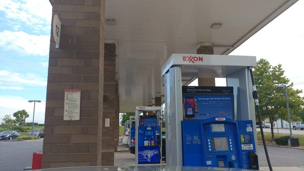 Gas Station Near Bwi Car Rental Return
