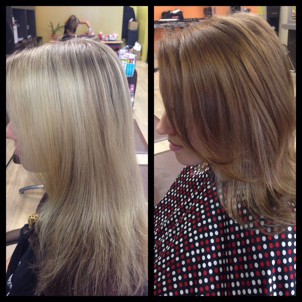 Photo Of Tintura Salon Claremont Ca United States Went From A Platinum