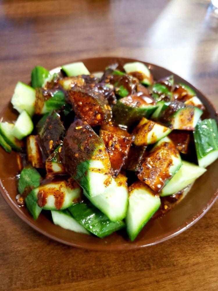 Food from Bao Bun Bowl