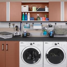 Photo Of Carolina Closet   Greenville, SC, United States. Laundry Room  Storage Solutions