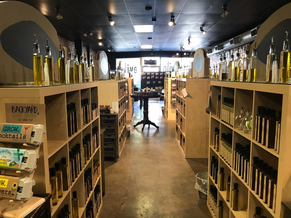 Evilo Oils & Vinegars: 360 Central Ave, Hot Springs, AR