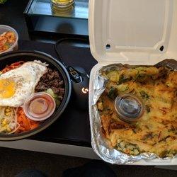 Photo Of Seoul Korean Restaurant Edgewood Md United States Bibimbap 비빔밥 And