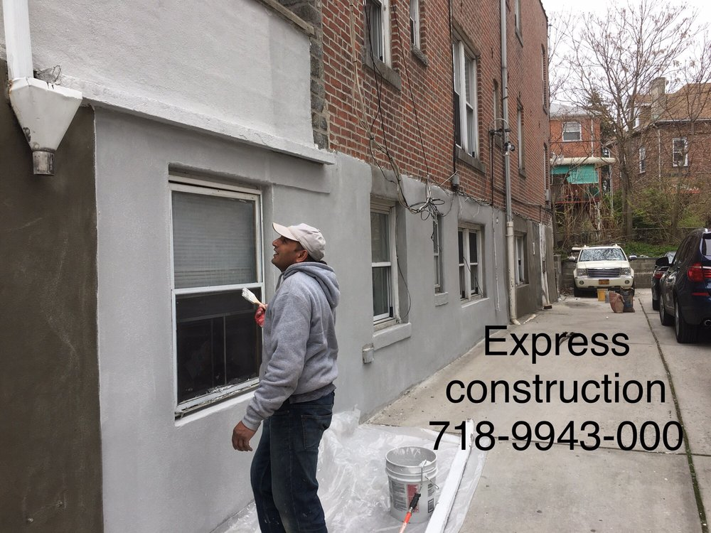 Express Construction Roofing Company Bronx New York 718