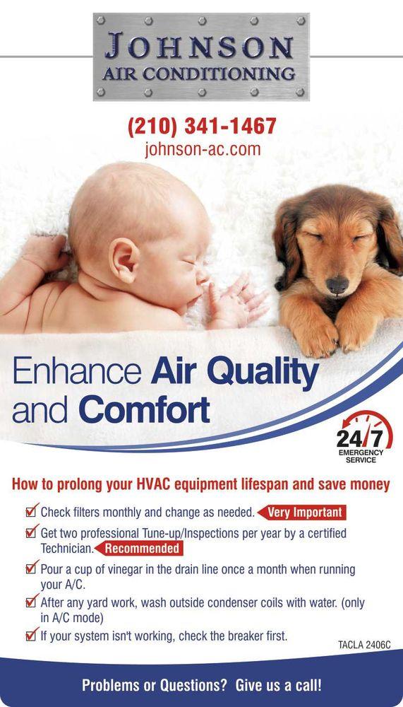 Johnson Air Conditioning