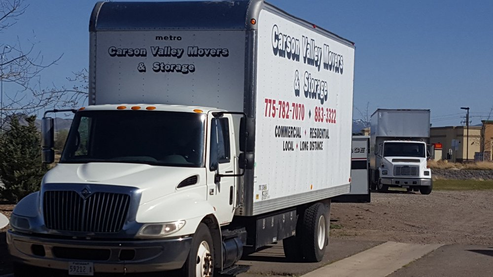 Carson Valley Movers