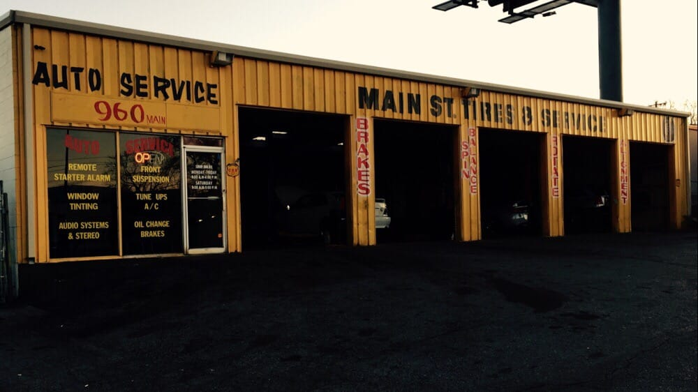 Main Street Tires & Services