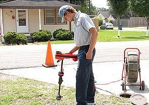Blue Flash Drain & Sewer Cleaning: 648 Hickory Ave, Harahan, LA