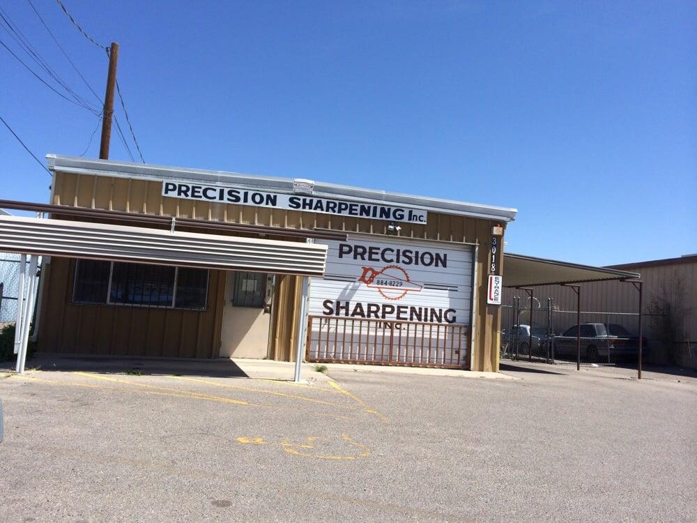 Precision Sharpening