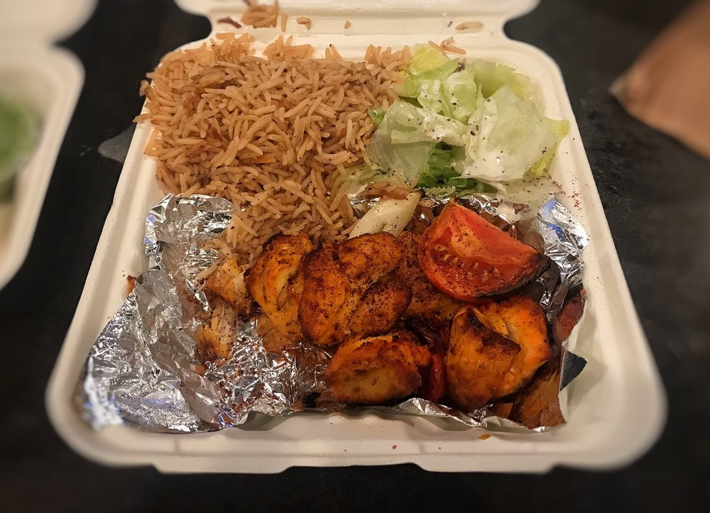 Maiwand Grill: 15508 Old Columbia Pike, Burtonsville, MD