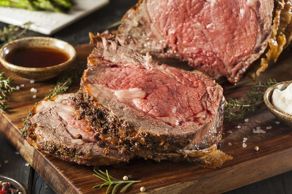 Clyde's Prime Rib Restaurant & Bar: 5474 NE Sandy Blvd, Portland, OR