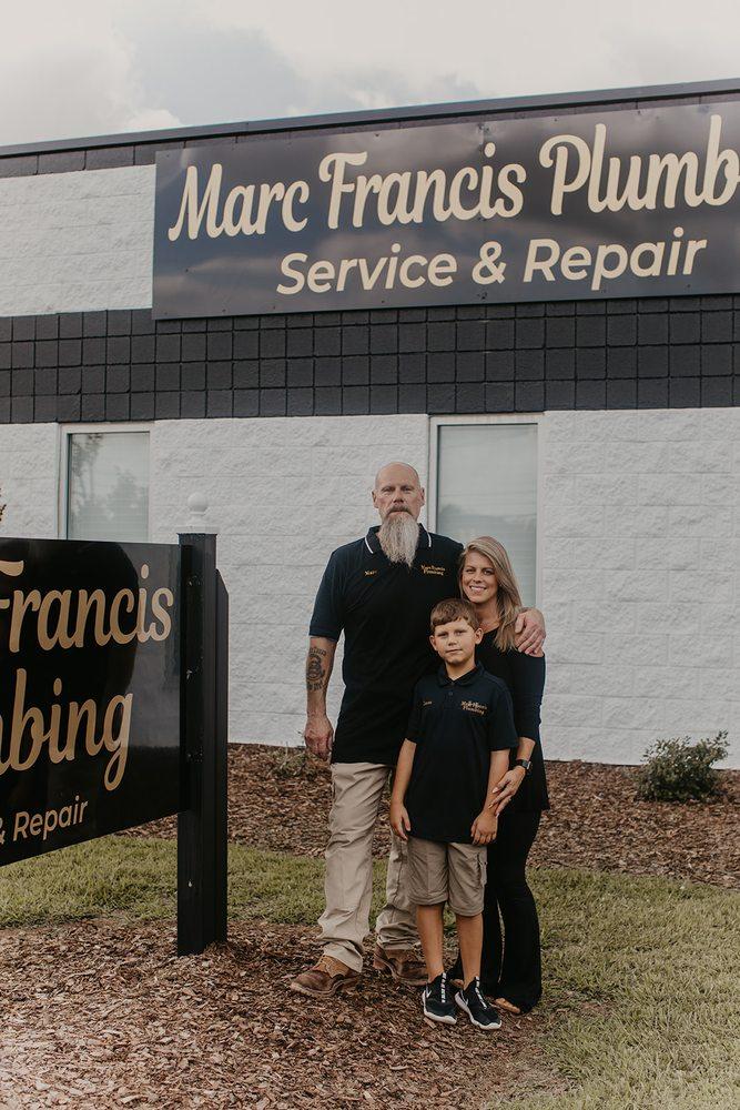 Marc Francis Plumbing: 1019 Quality Cir, Johnson City, TN