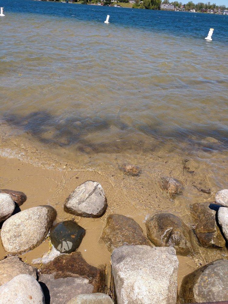 Willard Beach Park: 50 George B Pl, Battle Creek, MI