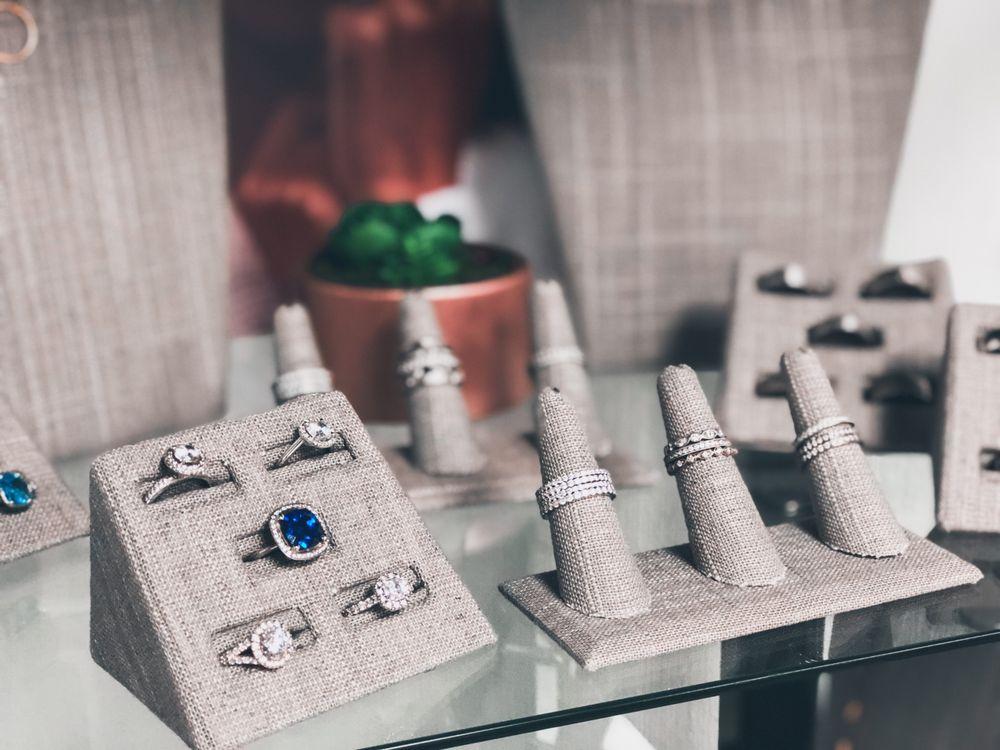 Ashley Schenkein Jewelry Design