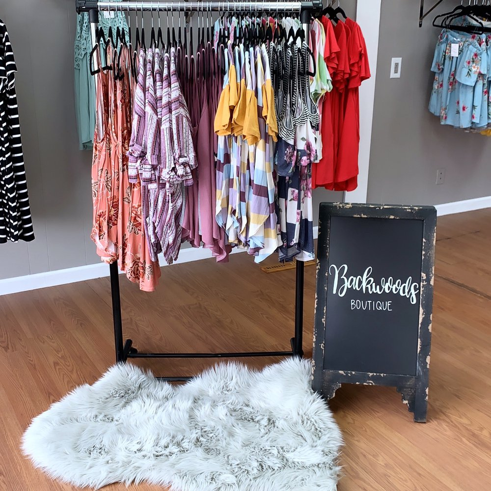 Backwoods Boutique: 115 E Vermont St, Brownsburg, IN