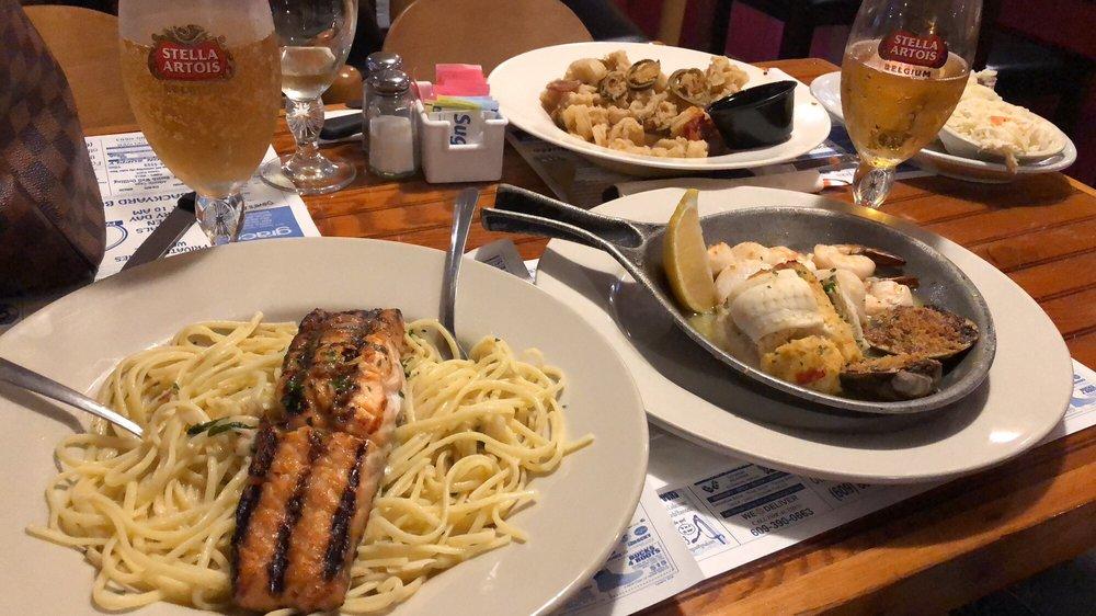 Levari's Seafood & American Grill: 1291 Route 50, Tuckahoe, NJ