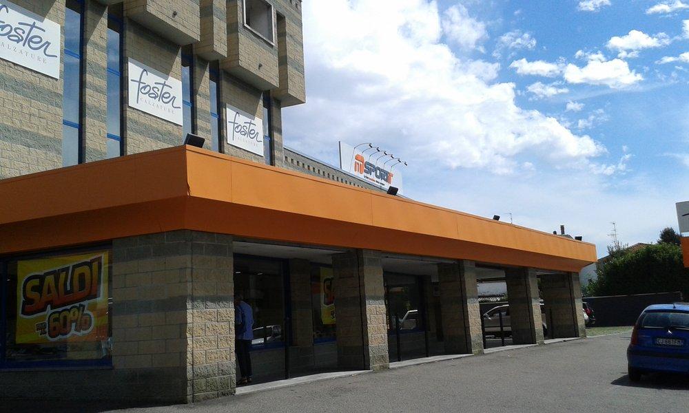 SportIT - Sport Zubehör - Via Nazionale dei Giovi 51, Cesano Maderno ...