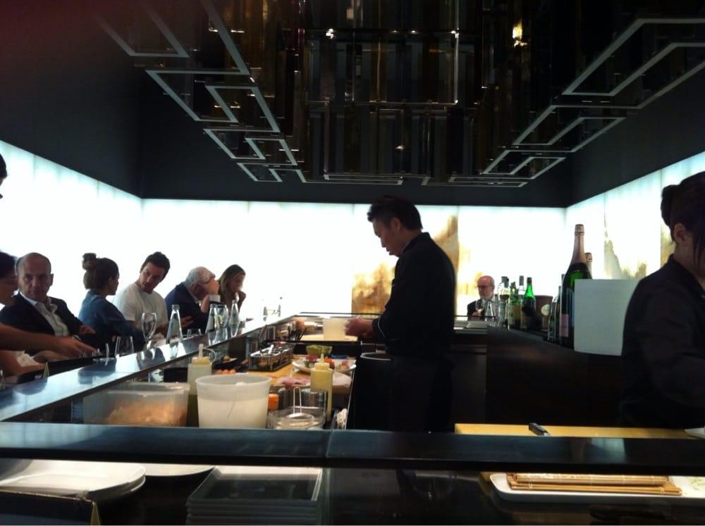Foto di Zero , Milano, Italia. larte della cucina giapponese