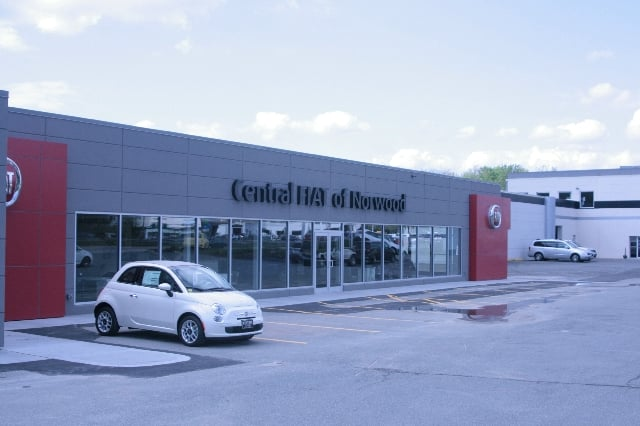 Photos for central fiat of norwood yelp for Central motors norwood ma