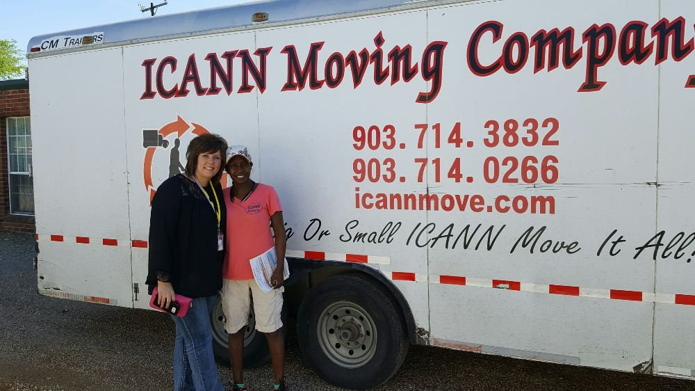 ICANN Moving Company: Tyler, TX