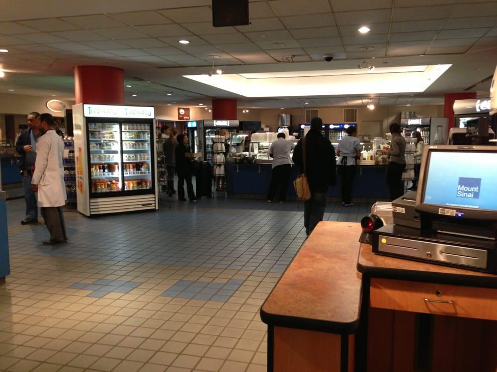 Photos For Plaza Cafeteria Mount Sinai Hospital Yelp