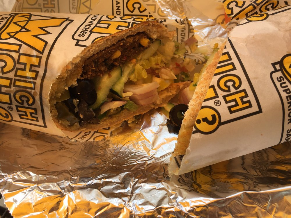 Which Wich: 747 Virginia Ave, Hapeville, GA