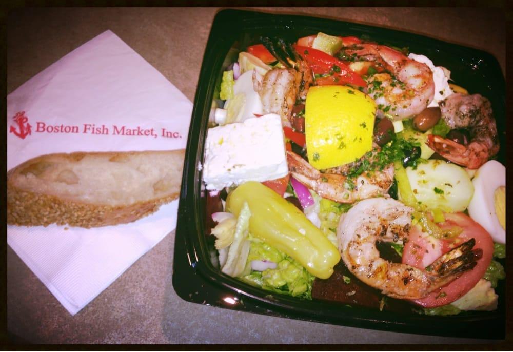 Boston fish market 1302 photos 749 reviews seafood for Fish restaurant boston