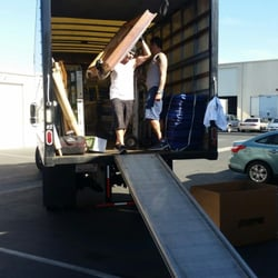 Photo Of Movers Limited Huntington Beach Ca United States Our Movers Are