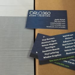 Orlo360 get quote signmaking 801 w fourth plain blvd photo of orlo360 vancouver wa united states example business cards reheart Choice Image
