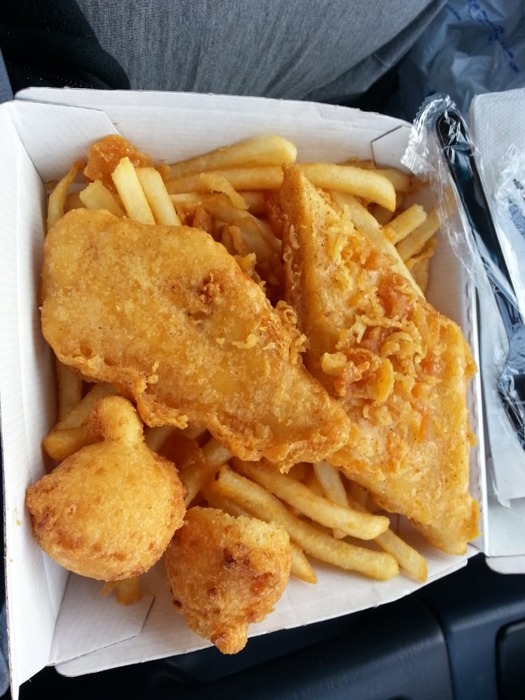 Long john silver s restaurants 628 2nd ave sw cresco for Long john silver s fish and chips