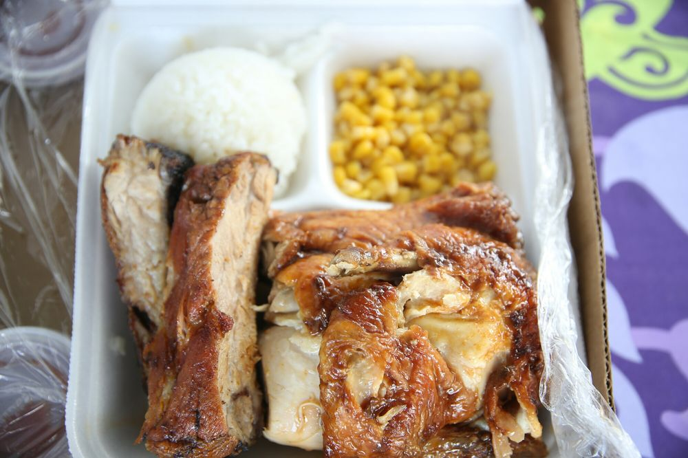 Randy's Huli Chicken and Rib's: 79-7552 Mamalahoa Hwy, Kealakekua, HI