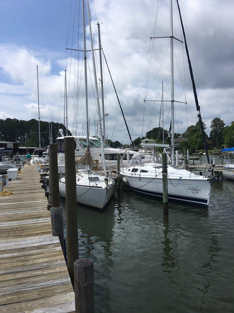 Timberneck Marina: 970 Timberneck Rd, Deltaville, VA