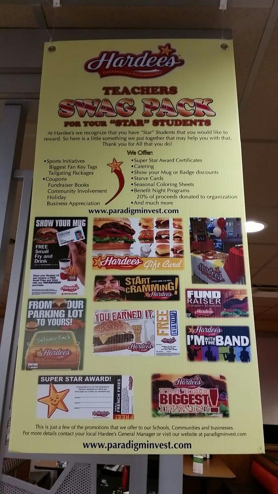 Hardees - 14 Photos - Fast Food - 16121 Bristoe Ave, Baton Rouge ...