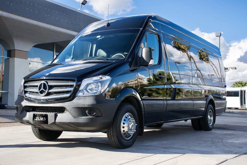97edd0a752 13 Passenger Executive Sprinter Van Exterior - Yelp