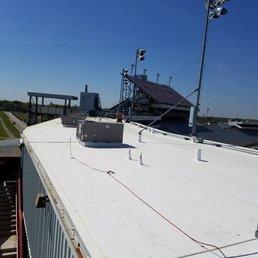 Photo Of Standard Roofing Company   Richmond, VA, United States. Richmond  International Raceway