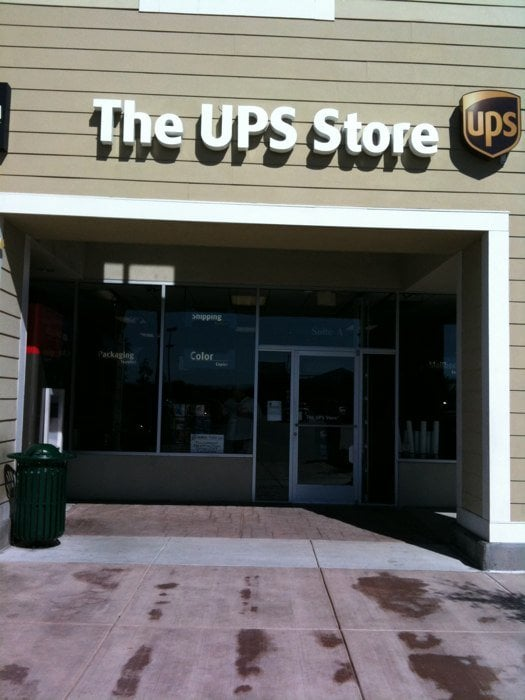 The UPS Store: 14850 Hwy 4, Discovery Bay, CA