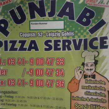 pizzeria punjab pizza coppistr 52 leipzig sachsen deutschland beitr ge zu restaurants. Black Bedroom Furniture Sets. Home Design Ideas
