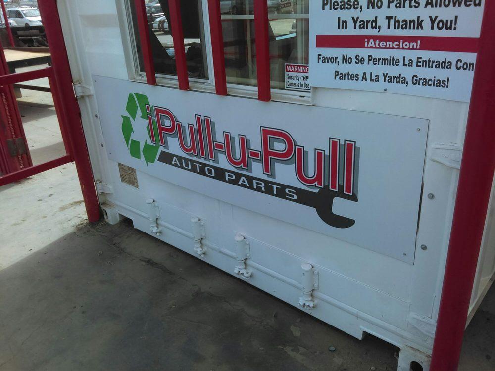 iPull-uPull Auto Parts