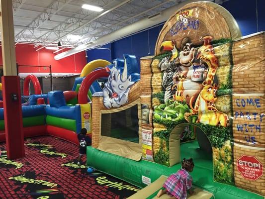 Jumpstreet Indoor Trampoline Park 5900 Sugarloaf Pkwy Lawrenceville