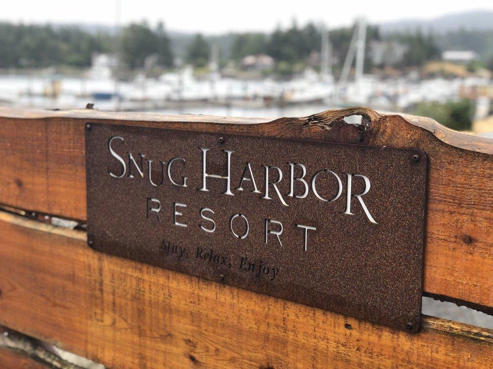 Snug Harbor Marina Resort: 1997 Mitchell Bay Rd, Friday Harbor, WA