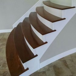 Photo Of Architectural Stairs And Products   Tucson, AZ, United States.  Curved Stair