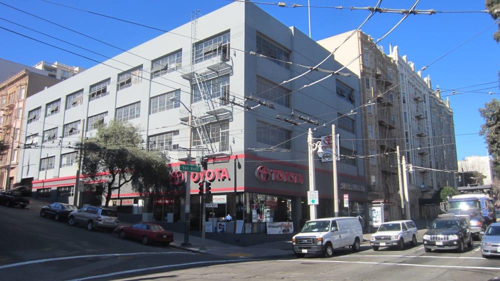 Toyota San Francisco >> Photos For San Francisco Toyota Yelp
