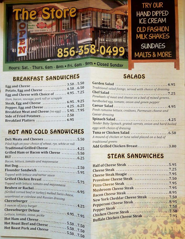 The Store & Hawg's Breath BBQ: 664 Bridgeton Pike, Monroeville, NJ