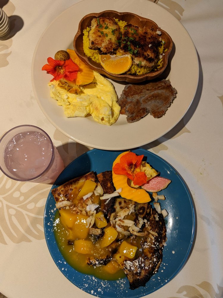 Pele's Kitchen: 15-2929 Pahoa Village Rd, Pahoa, HI