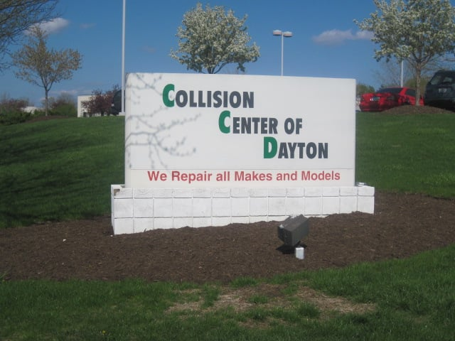 Collision Center of Dayton
