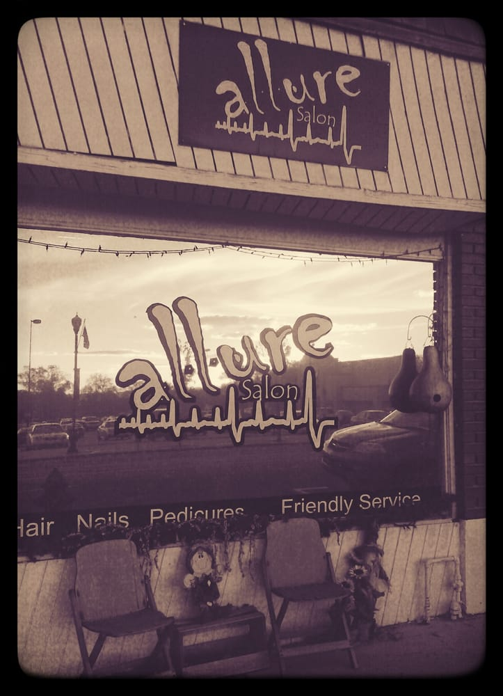 Allure Salon: 129 S Main St, Brigham City, UT