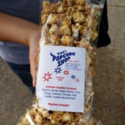 Tom's Popcorn Shop - 28 Reviews - Popcorn Shops - 4708 Cedar