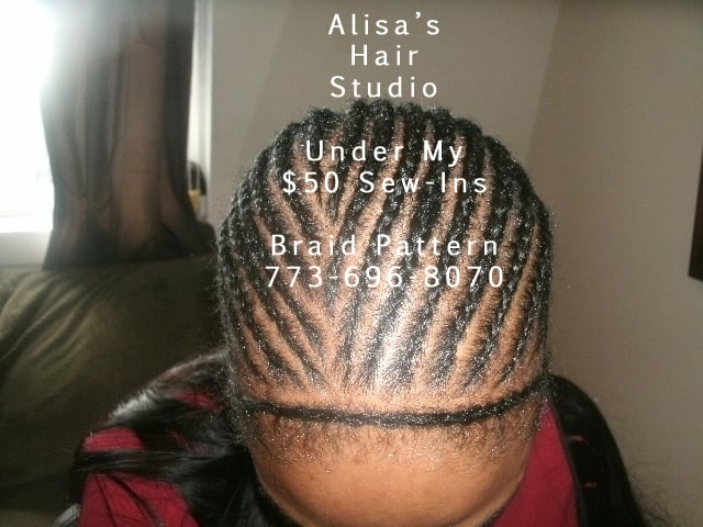 Sew In Weave Braiding Pattern Yelp Magnificent Sew In Weave Braid Patterns